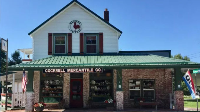 Cockrell Mercantile Co